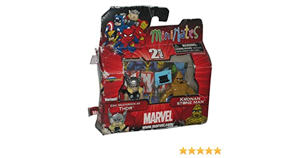 Marvel Minimates série 42 Eric Masterson comme Thor Variant