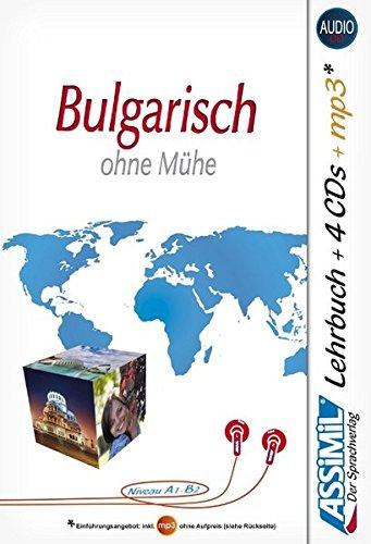 Assimil Bulgarisch ohne Mühe: Lehrbuch (Niveau A1 - B2) und 4 Audio-CDs mit 170 Min. Tonaufnahmen