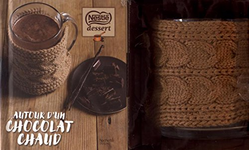 Autour d'un chocolat chaud : Coffret livre + mug