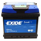 Best Car Batteries - Exide Excell EB442 Car Battery Type 063 44 Review