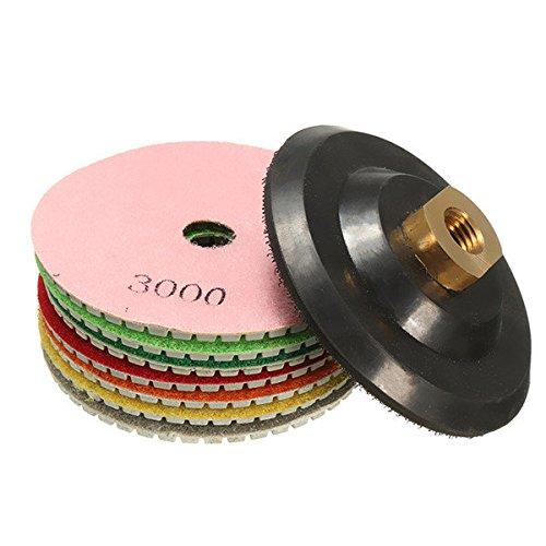 bargain-mundo-8pcs-4-inch-pulido-pads-set-50-3000-grit-100-mm-seco-diamante-pulido-pads-con-plato-de