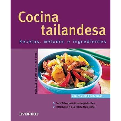 Recetas de comida tailandesa pdf