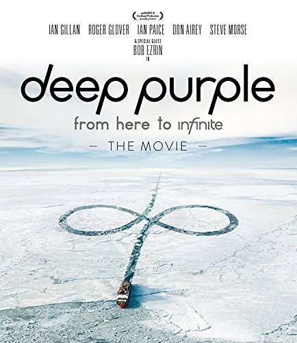 Deep Purple – From Here to inFinite [Blu-ray]