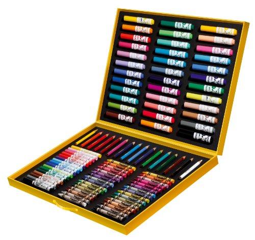 Crayola - Maletín para colorear con 100 accesorios (+4 años) - V DE ...