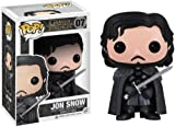 Funko- Pop TV: Game of Thrones-Jon Snow Vinyl, Multicolor (3090)
