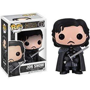 Funko 604306 Game of Thrones Pop Vinyl - Jon Snow #07 10