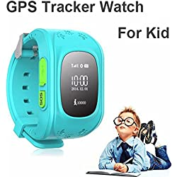 Wayona W-KDT Kids Tracker Watch (Blue)
