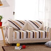 LY&HYL lino decorazione domestica Biancheria quattro stagioni non - slip divano stoffa grossolana asciugamano bracciolo , 3 , 70*210cm