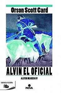 Alvin el oficial par  Orson Scott Card