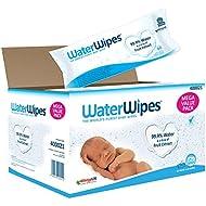 WaterWipes Baby Wipes Sensitive Skin, 12 packs x 60 wipes (720 wipes)