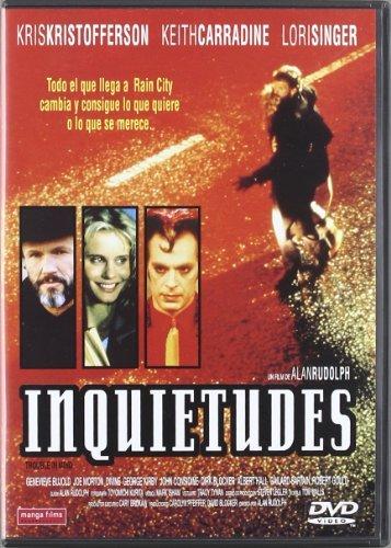 Trouble In Mind [DVD] by Kris Kristofferson