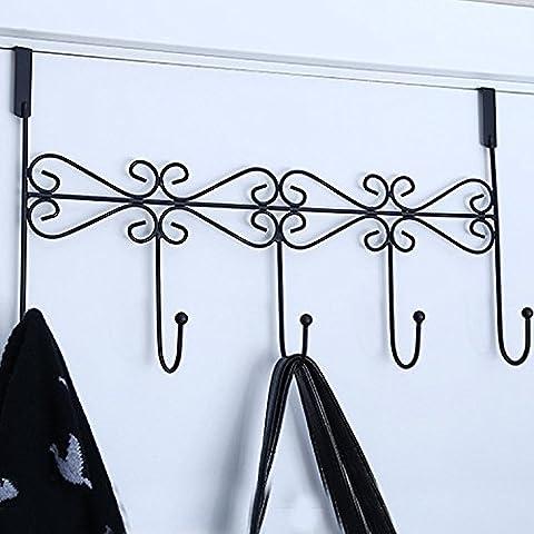 FEI&S nuovi e creativi in metallo gancio porta home europeo multifunzionale di ferro battuto senza chiodo-locker GRATIS ganci porta !A