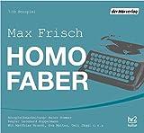 Homo faber: Hörspiel mit Musik-CD der HR Bigband - Max Frisch