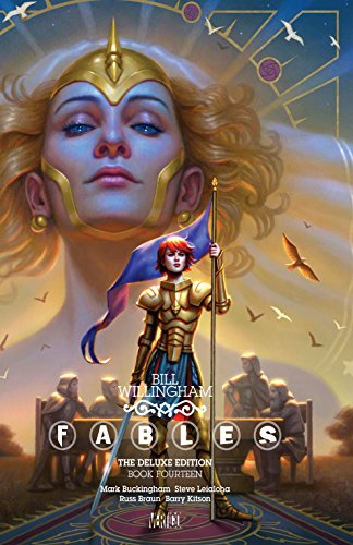 Fables: The Deluxe Edition: Book Fourteen (English Edition)
