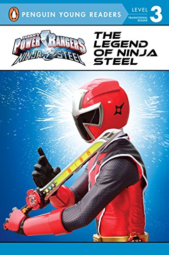 The Legend of Ninja Steel (Power Rangers) (English Edition ...