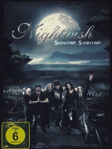 Showtime, Storytime (2 DVD + 2CD)