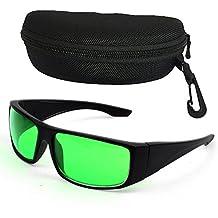 LED Plantes Verres Lunettes de Protection Eyes Grow Glasses Anti UV IR 63e6eb39631e