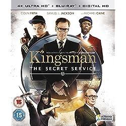 Kingsman in Blu-ray,Digital Copy & UV Copy