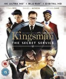 Kingsman [4K Ultra HD Blu-ray + Digital Copy + UV Copy] [2015]
