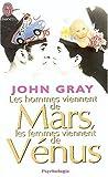 Les hommes viennent de Mars, les femmes viennent de Vénus - J'ai lu - 22/10/2003