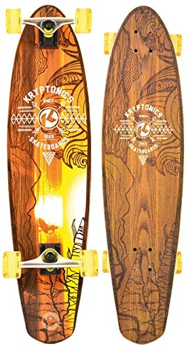 Kryptonic Retro Native Surf longskate