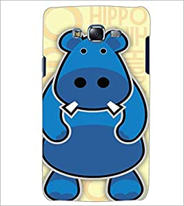 PrintDhaba Cartoon D-4224 Back Case Cover for SAMSUNG GALAXY ON 5 (Multi-Coloured)