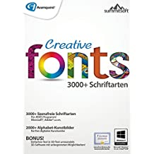 Creative Fonts 5 [Download]