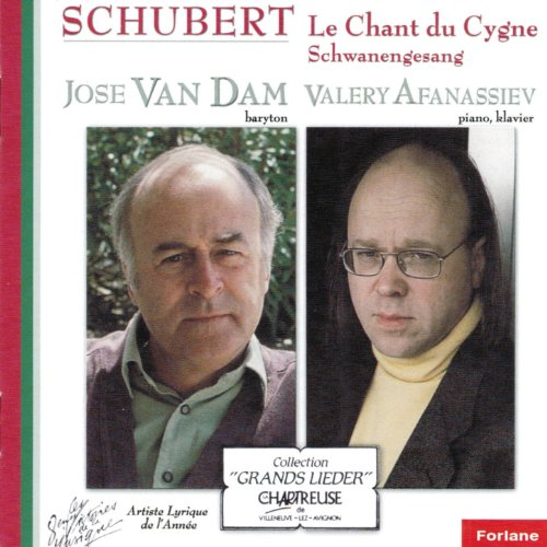 Franz Schubert : Le chant du cygne