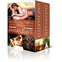 Second Chance Adventure Romance: Special Two Book Edition: Uncharted & Entangled (Serendipity Adventure Romance) (English Edition)