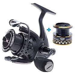 1 DAM Quick pesca SPINNING REEL FZ FD 6+1BB 6.2 Bobina