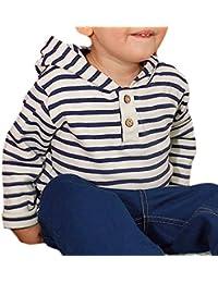 rescence naturel/Baby-Kinder - Sudadera con capucha - para bebé niño