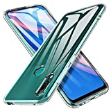 iBetter für Huawei P Smart Z Hülle, Soft TPU Ultradünn Cover [Slim-Fit] [Anti-Scratch] [Shock Absorption] passt für Huawei P Smart Z Smartphone