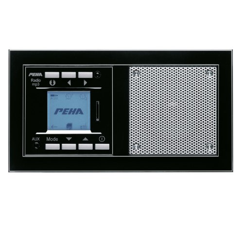 Honeywell D 20.486.192 - Hilo musical/Radio-MP3, diseño Nova