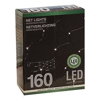 Weihnachtsdekoration 160 LED – Beleuchtung Außen Lichternetz