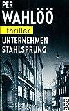 Unternehmen Stahlsprung - Per Wahlöö