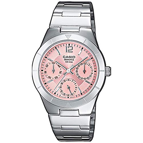 Casio Collection Damen Armbanduhr LTP-2069D-4AVEF