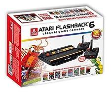 Consola Retro Atari Flashback 6, Incluye 100 Juegos