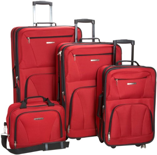 rockland-luggage-skate-wheels-4-piece-luggage-set-red-one-size