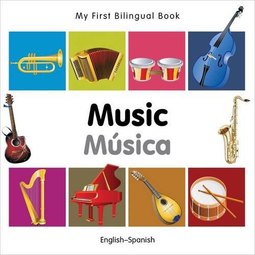 Music (My First Bilingual Book)