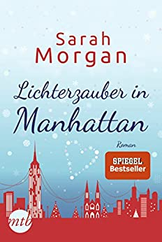 Lichterzauber in Manhattan (From Manhattan with Love 3) von [Morgan, Sarah]