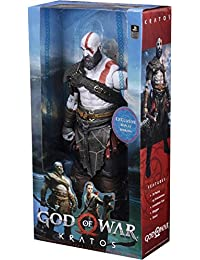 NECA - God of War (2018) - 1/4 Scale Action Figure - Kratos