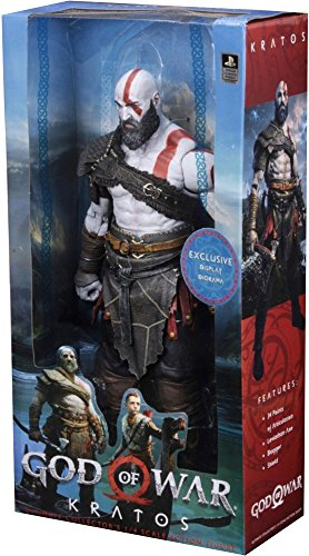 Figura Kratos God of War 45cm