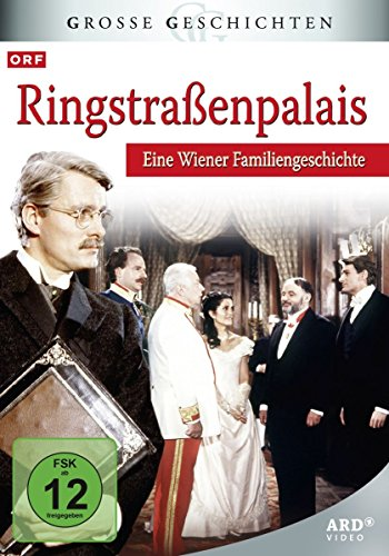 Große Geschichten: Ringstraßenpalais (8 DVDs)