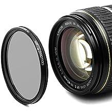 CPL Filtro para Samsung NX Lens 50-200mm 4-5.6 NX Lens 60mm 2.8 Makro (52mm)