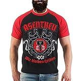 Männer und Herren T-Shirt Asentreu (mit Rückendruck) Größe S - 8XL