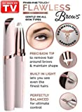 Flawless Finishing Touch Brows Eyebrow Hair Remover (Golden)