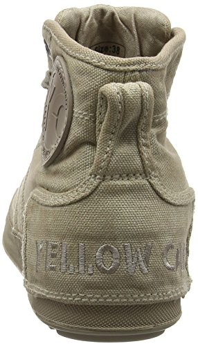 Yellow Cab Ground W, Baskets hautes femme Gris - Gris