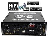 SoundBoss HI-FI Car Bluetooth/USB/AUX/FM Mp3 Player-SB-MS1010A
