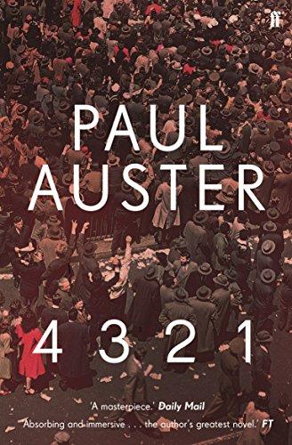 4 3 2 1 (English Edition) eBook: Auster, Paul: Amazon.es: Tienda ...