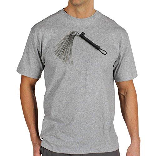 Fifty Shades Of Grey Movie Line Toys Background Herren T-Shirt Grau